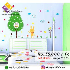 Wall sticker animal