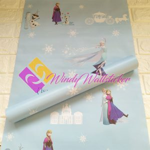 wallpaper frozen elsa makassar
